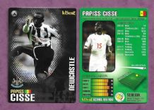 Newcastle United Papiss Cisse (K13) Silver-Star